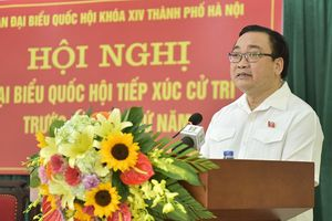 Bí thư Thành ủy Hoàng Trung Hải: Tiếp thu kiến nghị của dân để giải quyết ngay tại cơ sở