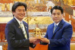 Nhật Bản tăng cường hỗ trợ Hà Nội bảo vệ môi trường