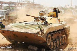 Nga dội lửa, quân đội Syria hợp vây chia cắt IS trong nồi hầm nam Damascus