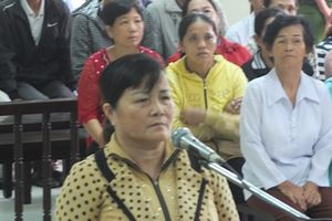 Nữ chủ hụi chiếm đoạt hơn 1 tỷ đồng, lãnh án 12 năm tù