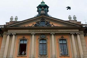 Giải Nobel Văn học bị hoãn sau bê bối tình dục rúng động ở Viện Hàn lâm Thụy Điển