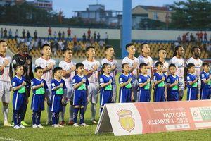 Nam Định có chiến thắng đầu tiên ở V.League 2018