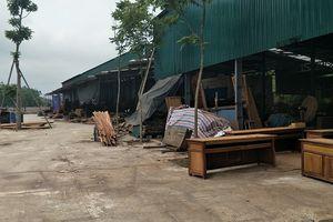 Bỉm Sơn (Thanh Hóa): Ai bao che cho Công ty Sơn Hà xây dựng xưởng gỗ trái phép?