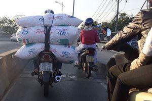 Xử phạt 4 hộ gia đình ủ hóa chất biến khoai mì thành đông dược