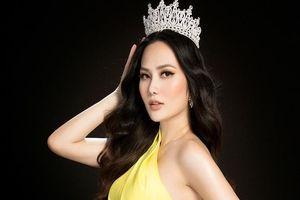 Hoa hậu Diệu Linh dự thi Nữ hoàng Du lịch Quốc tế 2018