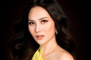 Diệu Linh dự thi Nữ hoàng Du lịch quốc tế 2018 ở Thái Lan