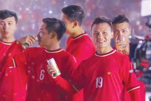 Quanh việc Quang Hải quảng cáo bia và bản quyền hình ảnh đội tuyển: Không thể xem là chuyện nhỏ !