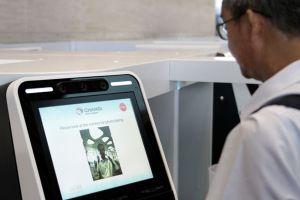 Changi thử công nghệ phát hiện khách quên lên máy bay