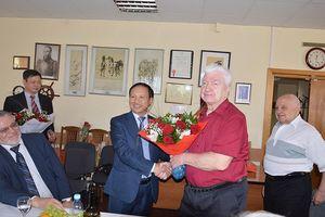 Những người Nga yêu Việt Nam bằng cả cuộc đời mình