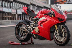 Ducati Panigale V4 dính thu hồi do sự cố hệ thống nhiên liệu