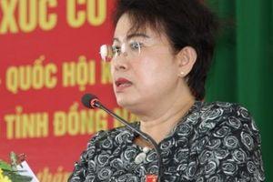 Phó Bí thư Tỉnh ủy Đồng Nai Phan Thị Mỹ Thanh bị khai trừ Đảng