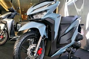 Cận cảnh Honda Click mới khiến tín đồ SH Mode chao đảo
