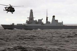 Soi bộ ba tàu chiến NATO khiến Nga ăn ngủ không yên