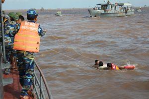 BĐBP Thái Bình tập huấn công tác phòng chống lụt bão, pháp luật, nghiệp vụ