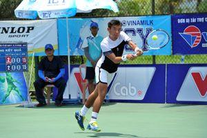 Loại tay vợt đến từ Úc, Lý Hoàng Nam vào chung kết đơn nam quần vợt nhà nghề
