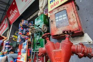 'Điểm mặt' những chung cư còn tồn tại vi phạm về PCCC ở Hà Nội