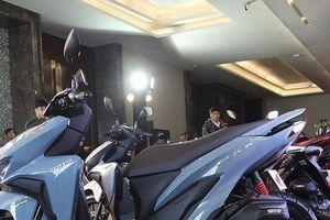Honda Click 150 - Xe tay ga lạ lẫm với người Hà thành chốt giá bán