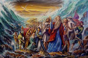 Giải mã hiện tượng biển đột ngột rẽ đôi như phép màu trong truyền thuyết