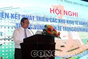 Hội nghị Vùng kinh tế trọng điểm miền Trung năm 2018