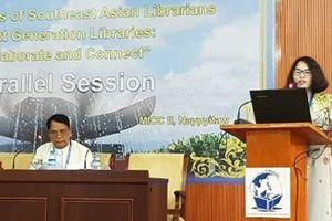 Đoàn đại biểu Thư viện CAND tham dự Đại hội cán bộ thư viện các quốc gia Đông Nam Á