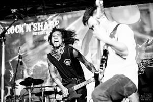 Phương Thanh, Psychotramps13 và đêm nhạc Rock'nShare hoành tránh 'Vì tụi nhỏ'