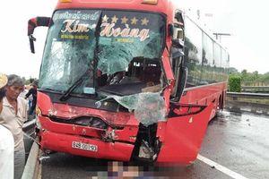 Kinh hoàng tai nạn trên cao tốc TP.HCM - Trung Lương, 1 người tử vong