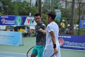 Hoàng Nam - Quốc Khánh thua trận chung kết đôi nam Vietnam F1 Futures