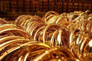 Giá vàng tiếp tục suy giảm phiên cuối tuần