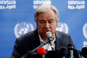 Tổng thư ký LHQ đến Cuba