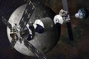 Nhà du hành Nga sẽ ngồi tàu Mỹ bay lên trạm gần Mặt trăng