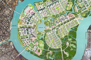 13 bản đồ quy hoạch Thủ Thiêm đang ở nhà riêng cựu Chủ tịch UBND TP HCM