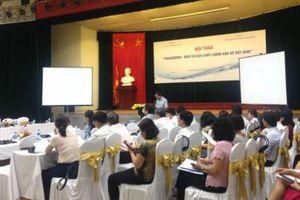 Việt Nam có khoảng 12 triệu người mang gen bệnh máu di truyền mất tiền tỉ mà không chữa được