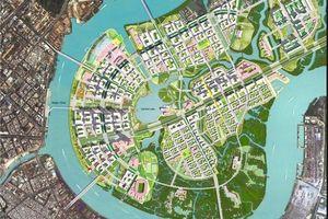 Quy hoạch KĐT Thủ Thiêm: Phải có bản đồ 1/5.000 năm 1996!