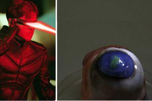 Phát triển thành công màng laser siêu mỏng có thể gắn lên ngón tay, tiền giấy, kính áp tròng