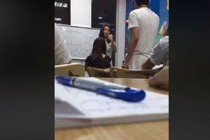 Xôn xao clip giáo viên tại trung tâm tiếng Anh MST chửi học viên là 'óc lợn'