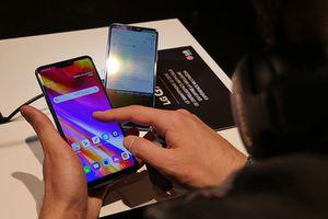 LG phủ nhận sao chép thiết kế 'tai thỏ' của iPhone X