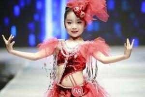 Em họ 7 tuổi của Phạm Băng Băng gia nhập showbiz