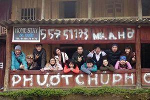 Homestay của chàng trai người Mông... mù chữ!
