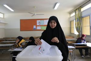 Lebanon bầu cử Quốc hội lần đầu tiên sau 9 năm khủng hoảng