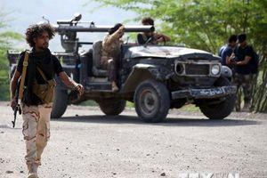 Báo Arab: Quân đội Yemen và liên quân Arab chiếm ưu thế trước Houthi