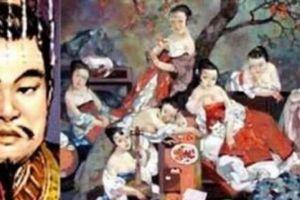 Kinh hoàng tần suất 'mây mưa' của vị vua hiếu sắc nhất Trung Hoa
