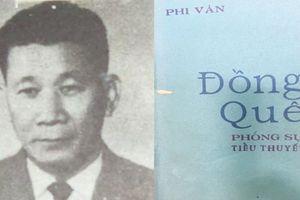 Nhà văn Phi Vân: Người kể chuyện nông thôn Nam Bộ