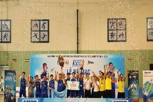 Đại học Văn Hiến lên ngôi vô địch Futsal VUG toàn quốc 2018