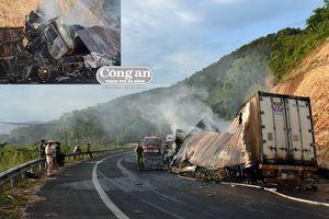 Tai nạn đặc biệt nghiêm trọng trên đèo Mang Yang