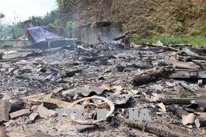 Cao Bằng: Bắt khẩn cấp nghi phạm sát hại 4 người