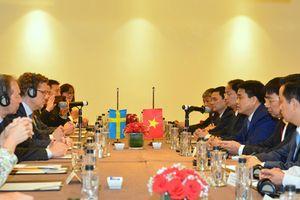 Phát triển hợp tác sâu rộng giữa Hà Nội và Thụy Điển