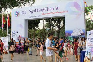 Nét quyến rũ của Ngôi nhà châu Âu tại Hà Nội