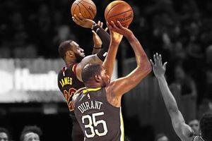 Cuộc đua song mã cực gay cấn giữa King James – Durant tại Play-Off