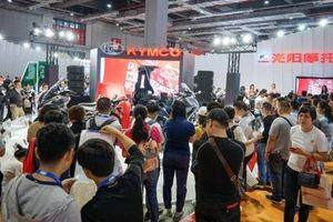 Kymco mang công nghệ xe điện IONEX và dàn 2 bánh chủ lực đến Thượng Hải Auto Show 2018