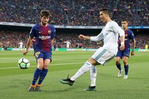 Ronaldo & Messi thiết lập những cột mốc ghi bàn mới ở 'Siêu kinh điển'